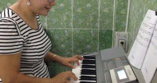 Chị Yến Người Phụ Nữ Đam Mê Âm Nhạc Bên Chiếc Đàn Organ