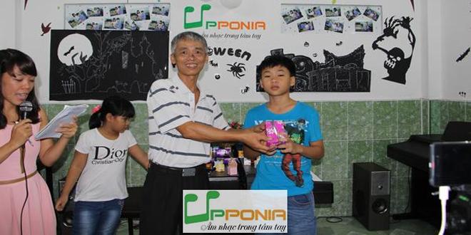 Anh Minh - Một phụ huynh, một học viên tuyệt vời của Upponia