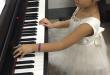 Thanh ngân lớp học đàn piano cho bé ở thủ đức