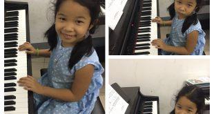SURI lớp học đàn piano cho bé ở Thủ đức của trung tâm âm nhac upponia