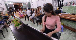Quỳnh Như - lớp piano ngươi lớn tại Trung Tâm Ân Nhạc Upponia
