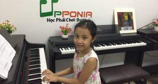 CÁT TIÊN - LỚP HỌC PIANO TRẺ EM THỦ ĐỨC TẠI UPPONIA
